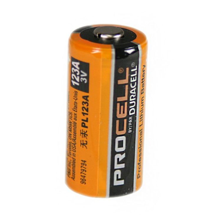 Procell 3v Lithium Camera Battery PL123A