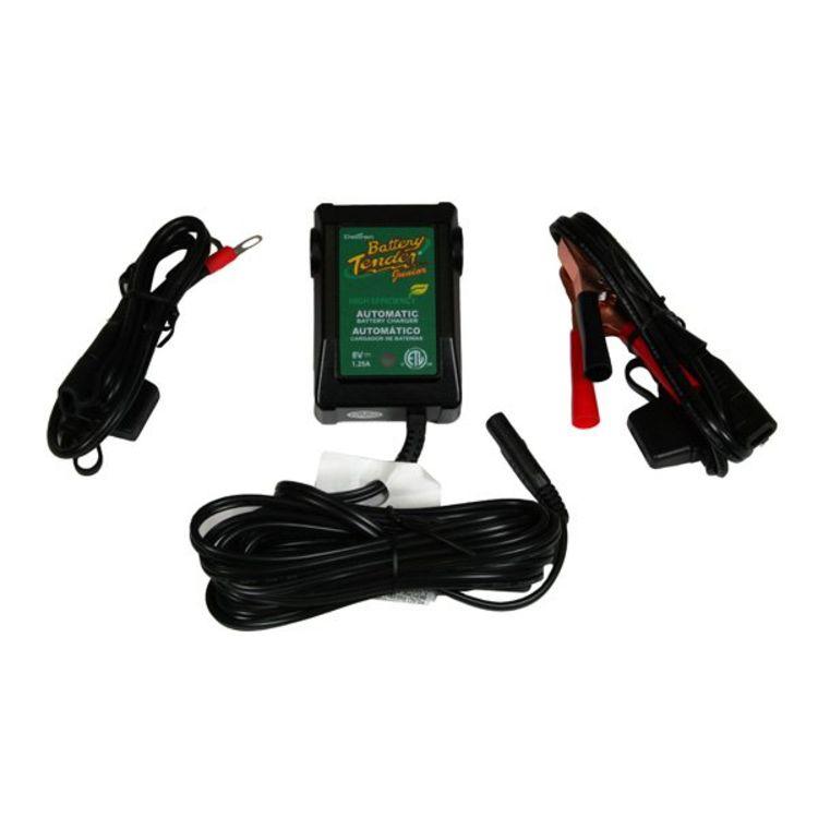 Battery Tender Plus 8V 1.25A High Efficiency