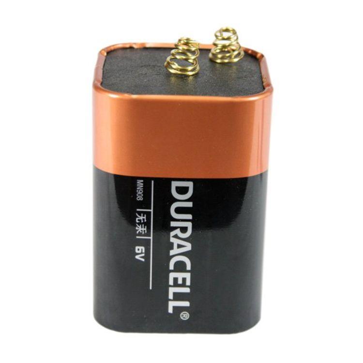 Duracell MN908 Coppertop Lantern Battery - MN908