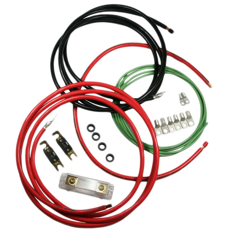 Samlex PST-600-24 600 Watt 24 Volt Pure Sine Inverter With Cables