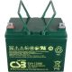 CSB Battery 12v 39 AH Deep Cycle Sealed Lead Acid AGM Battery