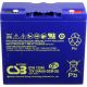 CSB Battery 12v 24 AH Deep Cycle Sealed Lead Acid AGM Battery