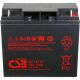 CSB Battery 12v 17 AH Deep Cycle Sealed Lead Acid AGM Battery