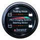 Pro Charging Systems 12v & 24v Dual Battery Fuel Gauge w/ Wireless Communication* - BFGWOM1524V/12V