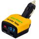 Battery Saver 12 & 24 Volt Aux. Plug-in Digital Battery Tester