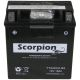 YTX20CH-BS Scorpion 12v 270 CCA Sealed AGM Motorcycle Battery