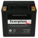 hYTX14HL Scorpion 12v 240 CCA Harley HVT-3 AGM Motorcycle Battery