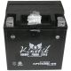 Kinetik 12v 450 CCA Harley HVT-2 AGM Motorcycle Battery