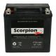hYTX14H Scorpion 12v 260 CCA Harley HVT-8 AGM Motorcycle Battery