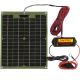 PulseTech SolarPulse 24v 6.3 Watt Battery Solar Charger Maintainer