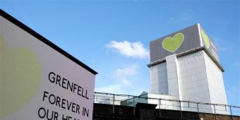Boris Johnson's 'Commitment' To Ensuring A Grenfell Style Fire Never Happens Again Is Under Question