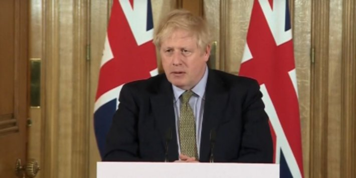 Boris Johnson confirms all schools in the UK will close 'until further notice' as coronavirus crisis deepens