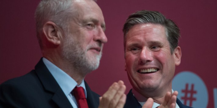 Jeremy Corbyn critics given top jobs as Keir Starmer completes Labour  frontbench line-up