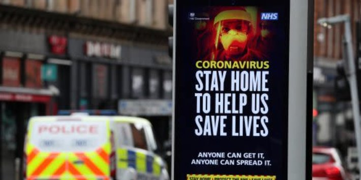 Coronavirus Ministers Warned Uk Could Suffer 100 000 Deaths If Lockdown Lifted Too Quickly