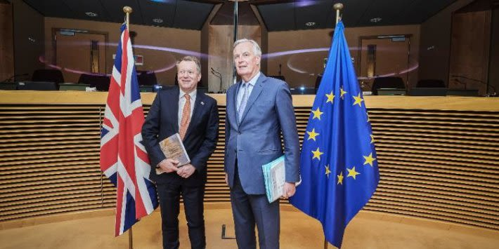 """Michel Barnier insists that the Brexit deal is still """"possible"""" because it signals """"flexibility"""" with regard to important sticking points"""