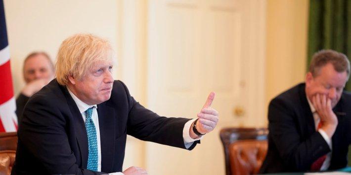 Boris Johnson says he wants a Roosevelt-style coronavirus ...