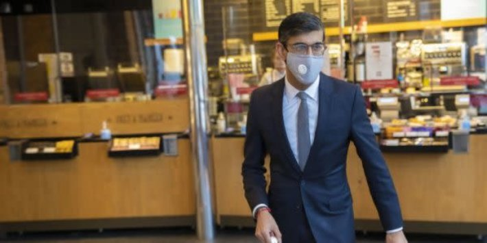 Rishi Sunak Will Give Extra Cash To Businesses Forced To Close Due To Coronavirus Restrictions Amid Fury From Northern Leaders