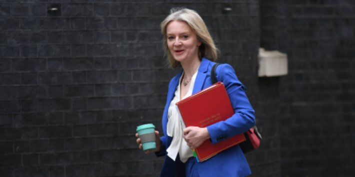 Liz Truss Has Rejected Calls From Local Leaders In The North To Devolve More Powers To Tackle Coronavirus Outbreaks