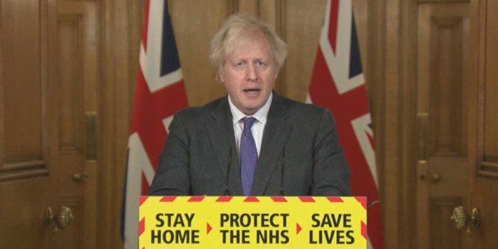 Boris Johnson, Covid-19'un Yeni Varyantının Önceki Suşlardan Daha Ölümcül Olabileceğini Söyledi