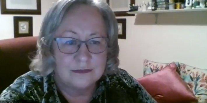 Viral Handforth Parish Council Yıldızı Jackie Weaver Yerel Yönetimlerde