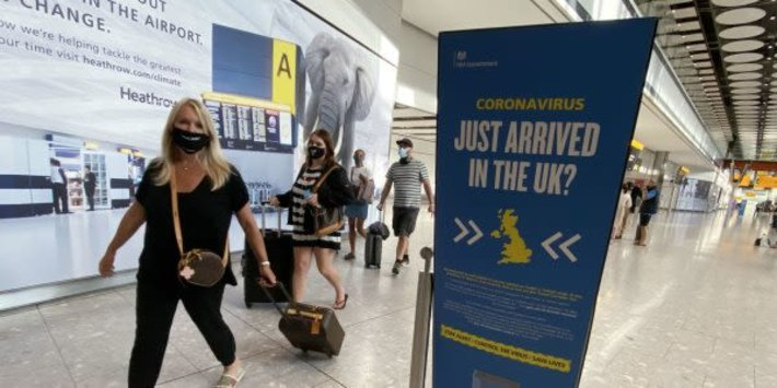 Summer Holiday Travel Could Be Blocked To 'Preserve' Vaccination Progress
