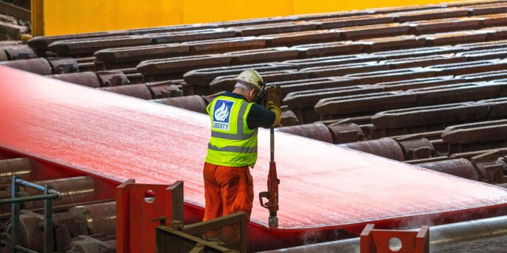 We must decarbonise our steel industry to save it