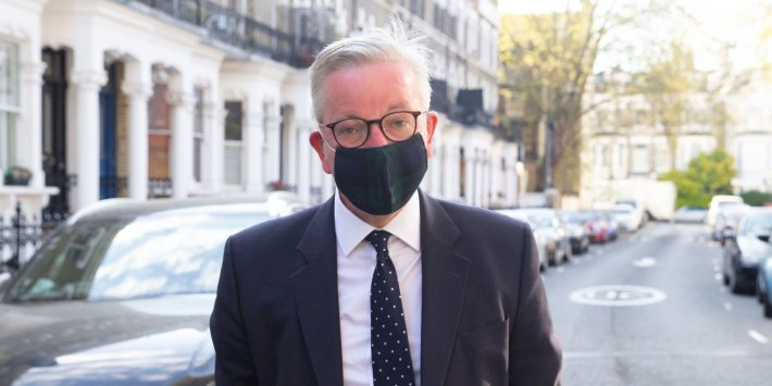Michael Gove Confirms He Met With Large Events Organisers In Israel Ahead Of UK Vaccine Passport Plans