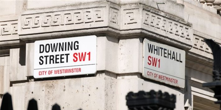 Civil Servants Were Working On Downing Street Refurbishment Trust Plans During Covid Pandemic
