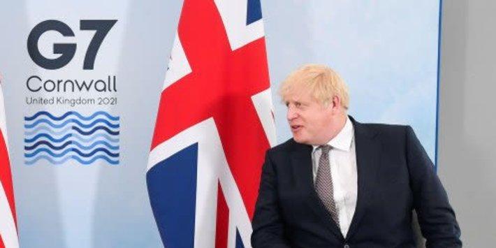 Brex On The Beach Threatens To Overshadow Boris Johnson's 'Global Britain' Charm Offensive