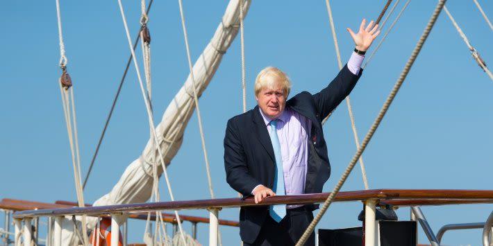 Boris Johnson Still Can't Say Who Will Foot £200m Bill For New 'Royal Yacht'