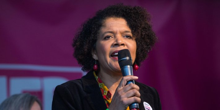 Chi Onwurah MP: 'There's nothing more caring than saving the planet'