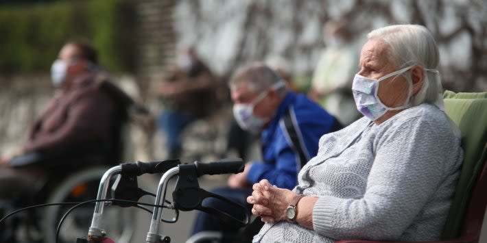 New stats show 4,000 care home deaths in a fortnight from coronavirus