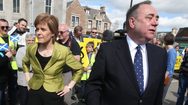 Explained: The Row Between Salmond And Sturgeon That Threatens To Tear The SNP Apart