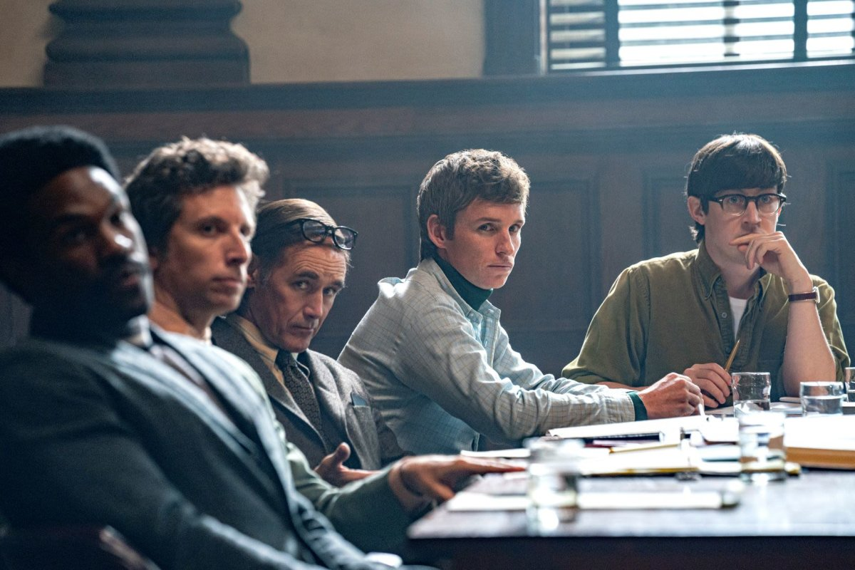 Unmissable: Peter Hain reviews 'The Trial of the Chicago 7'