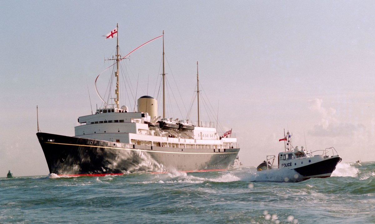 Confusion Reigns Over 'Royal Yacht' Costs After MoD Contradicts No.10 Over Who Is Paying