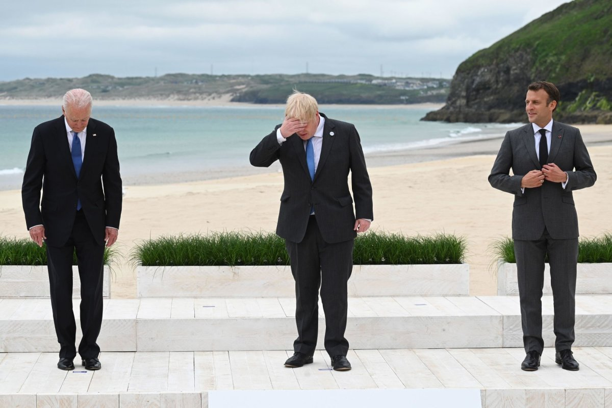 """From Bad To Wurst: How A """"Sausage War"""" Butchered Boris Johnson's Big G7 Moment And Signalled Further Brexit Battles To Come"""