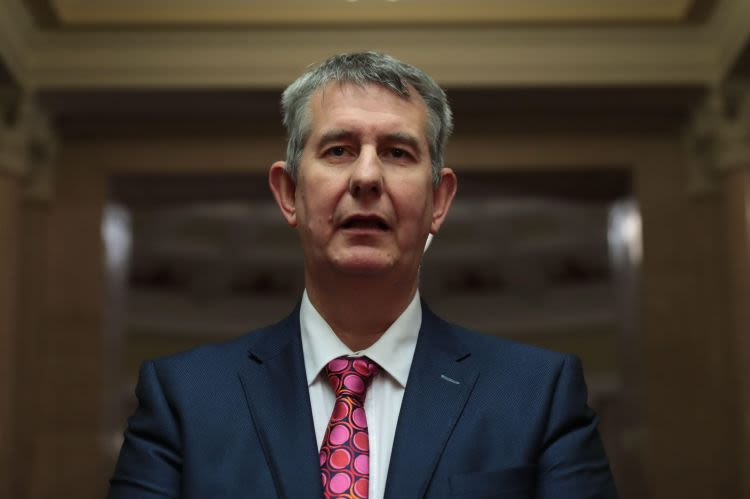Edwin Poots Is Standing Down Just 21 Days After Becoming DUP Leader