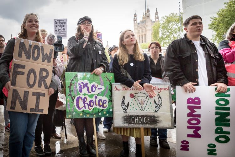 UK Government Will Force Northern Ireland To Implement Abortion Services 'Sooner Rather Than Later'