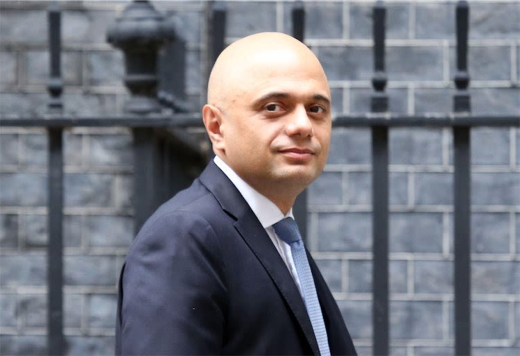 Bereaved Covid Families Accuse Sajid Javid of 'Deep Insensitivity' Over 'Cower' Comments