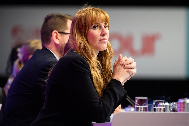 Angela Rayner Says The Government Is Using Transgender People To Sow Societal Division
