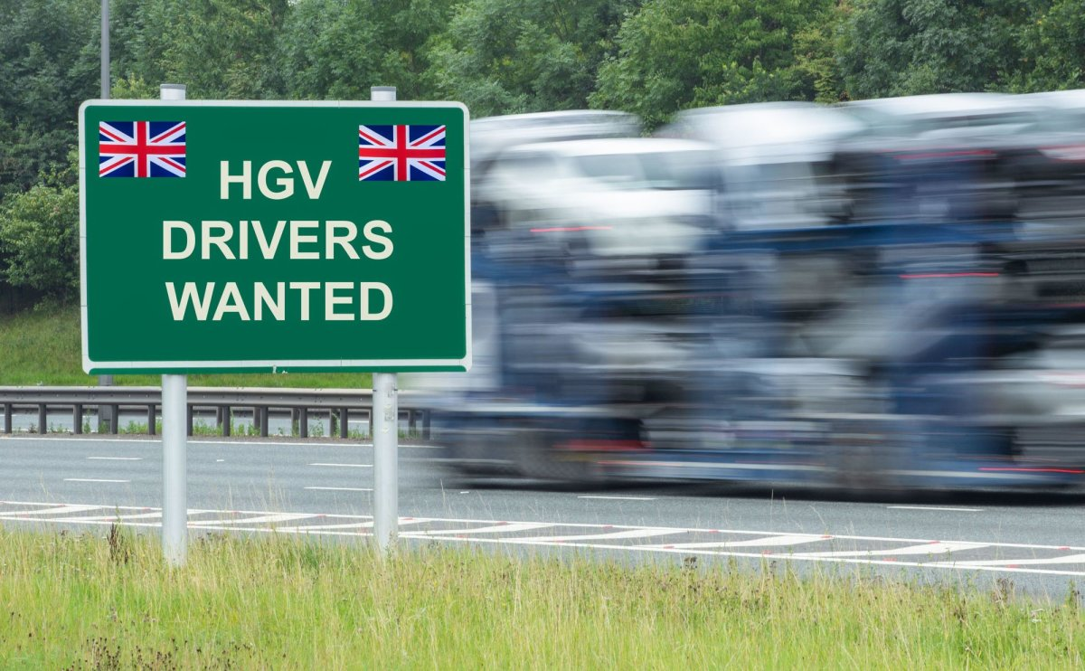 Truck Stop: an EU lorry driver's view of the haulage crisis