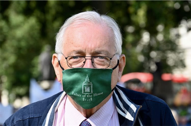 Commons Speaker Told To Call Out MPs Refusing To Wear Masks In Parliament