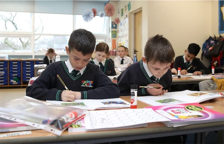 Schools Face Sending Whole Classes Home After Spike In Covid Cases