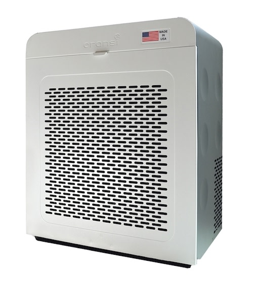EJ120 air purifier for dust removal