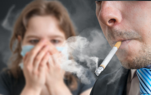 Exposure to Secondhand Smoke: How to Reduce Your Risk