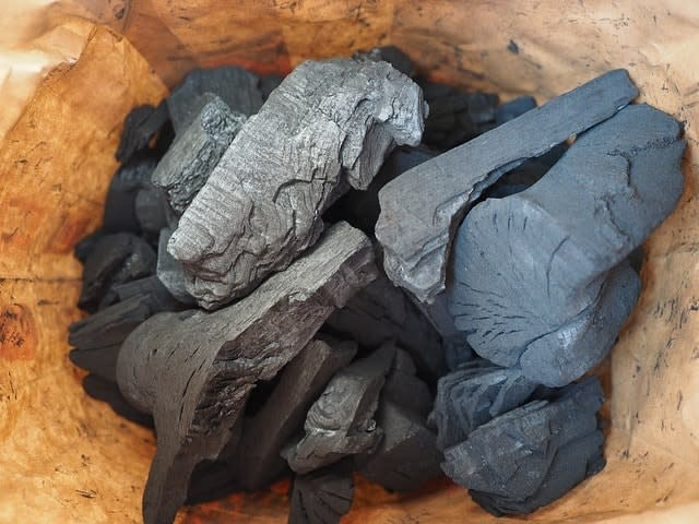 large activated carbon