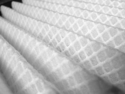 HEPA Air filter material