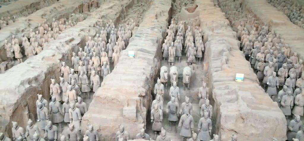 Xi'an Terra Cotta Warriors