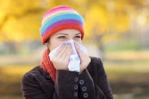 suffer fall allergies - get relief