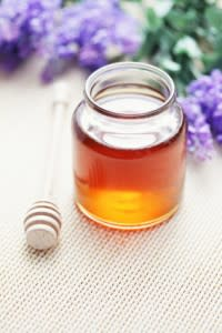 honey provides relief from allergies